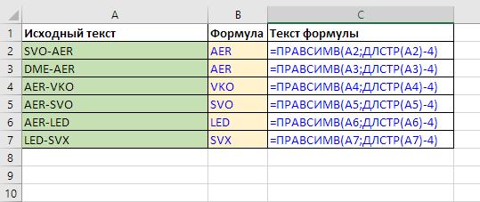 ДЛСТР для удаления первых N символов - пример